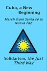 Cover of Michiel Bijkerk's book, Cuba, A New Beginning