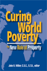 Curing World Poverty book cover