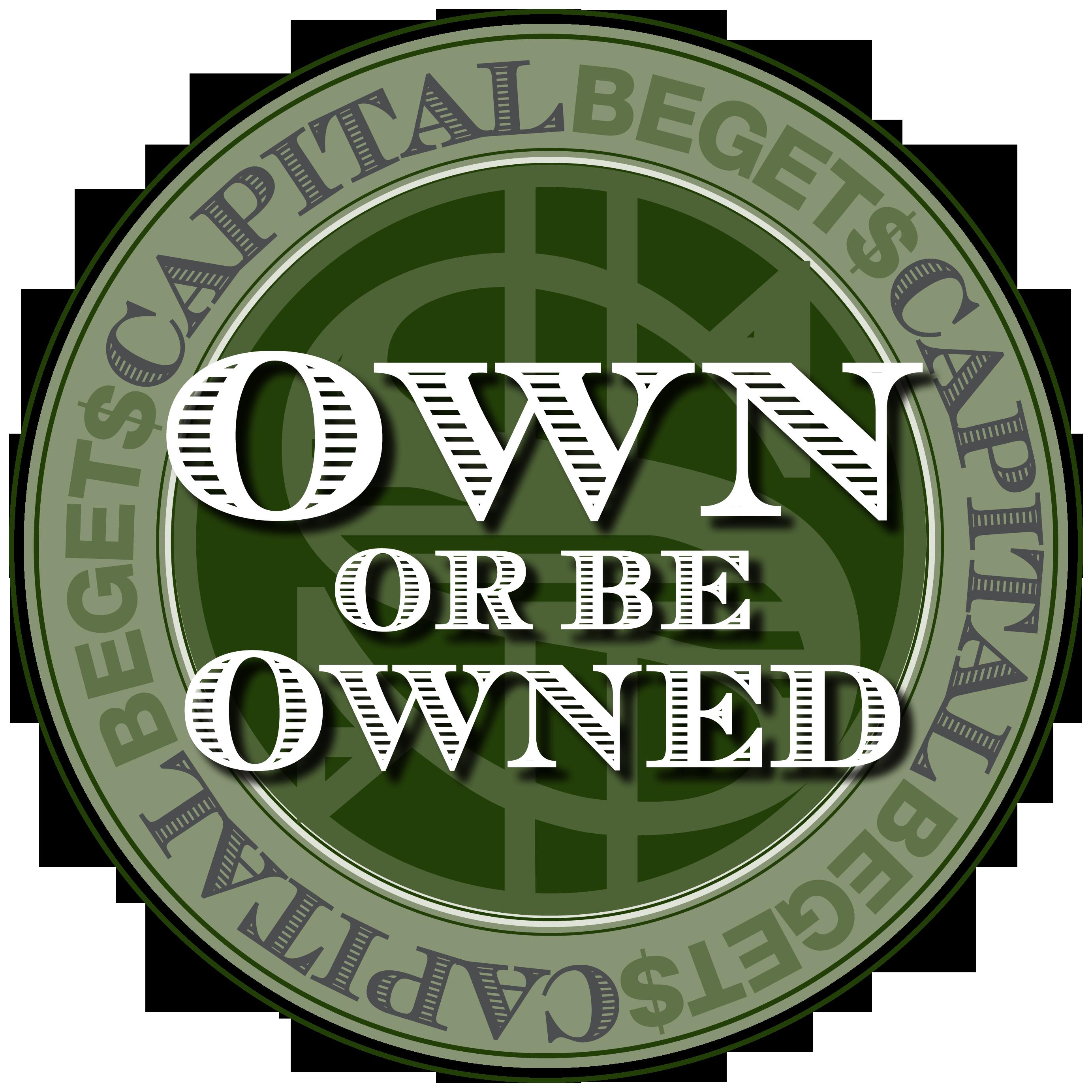 OOBO Capital Begets Capital logo