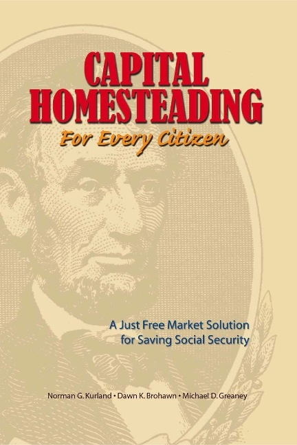 Cover image of Capital Homesteading for Every Citizen
